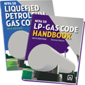 NFPA-58(14)BK: Liquefied Petroleum Gas Code, Book