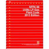 NFPA-59(15): Utility LP-Gas Plant Code