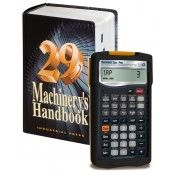 IP-34686 Machinery's Handbook 29th Toolbox Edition and Machinist Calc Pro (Video Presentation)