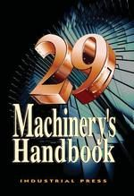 IP-92761 Machinery's Handbook 29th Edition - Full Book (Video Presentation)