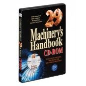IP-29026 Machinery's Handbook 29th Edition - CD-ROM (Video Presentation)