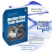 IP-32644 Machine Shop Trade Secrets (CD-ROM in PDF) (Video Presentation)