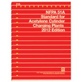 NFPA-51A(12): Standard for Acetylene Cylinder Charging Plants