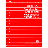NFPA-204(15): Standard for Smoke and Heat Venting