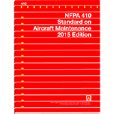 NFPA-410(15): Standard on Aircraft Maintenance
