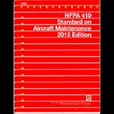 NFPA-410(15): Standard on Aircraft Maintenance