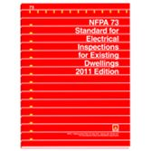 NFPA-73-2016: Standard for Electrical Inspections for Existing Dwellings