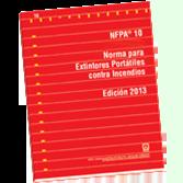 NFPA-10E(13): Norma para Extintores Portatiles contra Incendios