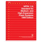 NFPA-11A(99): Standard for Medium- and High-Expansion Foam Systems