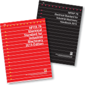 NFPA-79-2015-HBK: Electrical Standard for Industrial Machinery (Handbook)