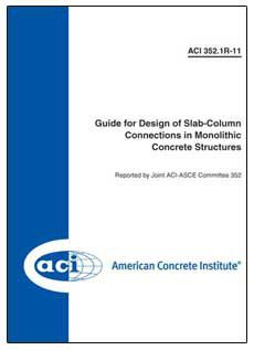 ACI-352.1R-11 Guide for Design of Slab-Column Connections in Monolithic Concrete Structures