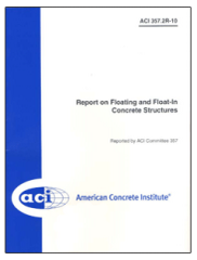 ACI-357.2R-10 Report on Floating and Float-In Concrete Structures