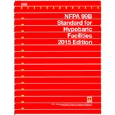 NFPA-99B(15): Standard for Hypobaric Facilities