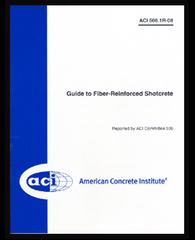 ACI-506.1R-08 Guide to Fiber-Reinforced Shotcrete
