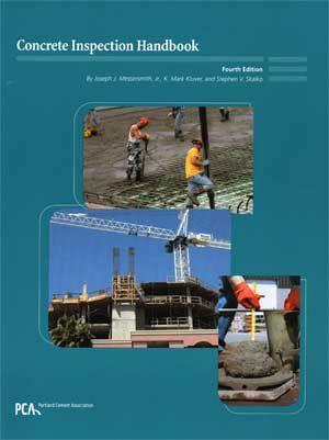 ACI-CIH-05 Concrete Inspection Handbook