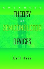 IEEE-33479-3 Advanced Theory of Semiconductor Devices
