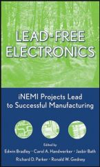 IEEE-44887-7 Lead-Free Electronics: iNEMI Projects Lead to Successful Manufacturing