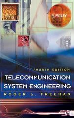 IEEE-45133-4 Telecommunication System Engineering, 4th Edition