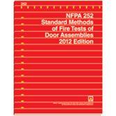 NFPA-252(12): Standard Methods of Fire Tests of Door Assemblies