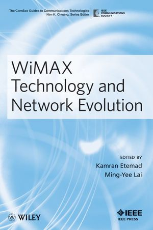 IEEE-34387-6 WiMAX Technology and Network Evolution