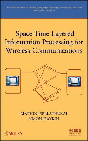 IEEE-20921-8 Space-Time Layered Information Processing for Wireless Communications