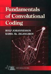 IEEE-33483-0 Fundamentals of Convolutional Coding