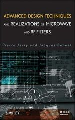 IEEE-18310-6 Advanced Design Techniques and Realizations of Microwave and RF Filters
