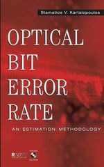 IEEE-61545-3 Optical Bit Error Rate: An Estimation Methodology
