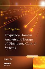 IEEE-82820-5 Frequency-Domain Analysis and Design of Distributed Control Systems