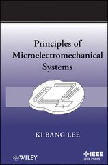 IEEE-46634-6 Principles of Microelectromechanical Systems