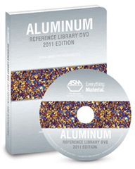 AA-ASM-05332V Aluminum Reference Library (DVD)