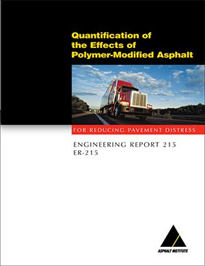 AI-ER-215 Qualification of the Effects of Polymer-Modified Asphalt for Reducing Pavement Distress