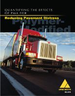 AI-IS-215 Quantifying the Effects of PMA (Polymer Modified Asphalt) for Reducing Pavement Distress