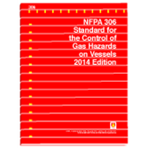 NFPA-306(14): Standard for the Control of Gas Hazards on Vessels