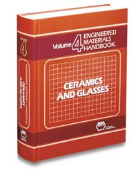 ASM-06912G Engineered Materials Handbook Volume 4: Ceramics and Glasses