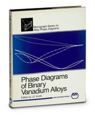 ASM-57708G Phase Diagrams of Binary Vanadium Alloys
