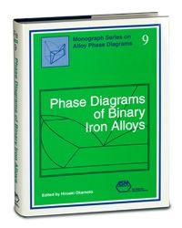ASM-57733G Phase Diagrams of Binary Iron Alloys