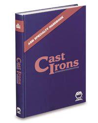 ASM-06613G ASM Specialty Handbook Cast Irons