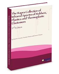 ASM-74788G Rapra Collection of Infrared Spectra of Rubbers, Plastics and Thermoplastic Elastomers, Third Edition