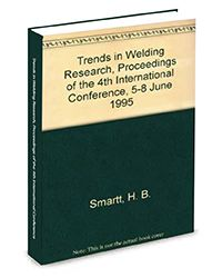 ASM-06448G Trends in Welding Research (Proceedings of the 4th International Conference)