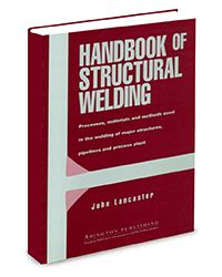ASM-06641G Handbook of Structural Welding