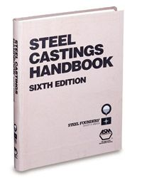 ASM-06820G Steel Castings Handbook, 6th Edition