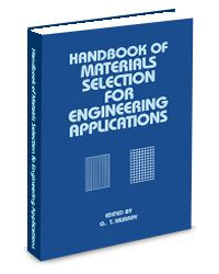 ASM-74226G Handbook of Materials Selection for Engineering Applications