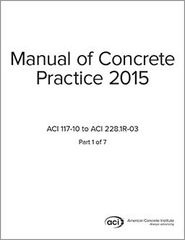 ACI-MCP-1(15) Manual of Concrete Practice Part 1 (2015)