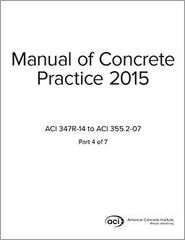ACI-MCP-4(15) Manual of Concrete Practice Part 4 (2015)