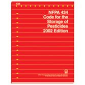 NFPA-434(02): Code for the Storage of Pesticides