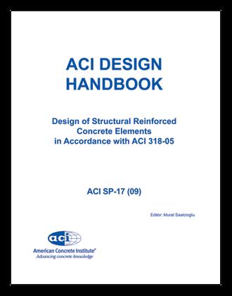 ACI-SP-17M-09 ACI Design Handbook (Metric)