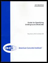 ACI-506.5R-09 Guide for Specifying Underground Shotcrete
