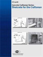 ACI-CCS-4(08) Shotcrete for the Craftsman