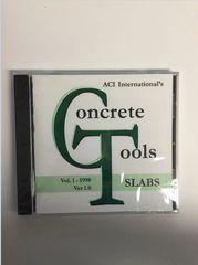 ACI-CT0198 Concrete Tools-Slabs (CD-ROM)